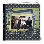 Ewing 2010 VOl 2 - 8x8 Photo Book (30 pages)