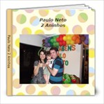 paulo 2 aninho - 8x8 Photo Book (20 pages)
