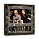 Family 8x8 Stretched Canvas - Mini Canvas 8  x 8  (Stretched)