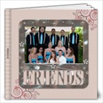 Friends 12x12 Photo Book (20 Pages)