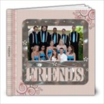 Friends 8x8 Photo Book (20 Pages)