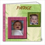 PATRICE - 8x8 Photo Book (20 pages)