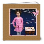 Happy Birthday Teddy - 8x8 Photo Book (20 pages)