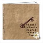 Cayman Flora - 8x8 Photo Book (20 pages)