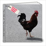 Fauna of Cayman - 8x8 Photo Book (20 pages)