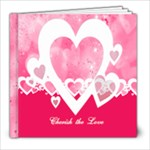first love - 8x8 Photo Book (20 pages)
