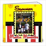 vacation  book - 8x8 Photo Book (30 pages)