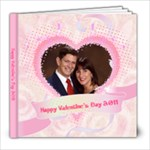 Valentine 2011 39pages - 8x8 Photo Book (39 pages)
