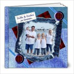 Dudes and dolls in denim - 8x8 Photo Book (20 pages)