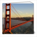 SanFran - 8x8 Photo Book (39 pages)