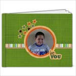 9x7 For Boys (BE YOU) - 9x7 Photo Book (20 pages)