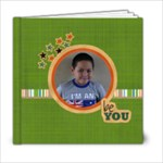 6x6- For Boys (BE YOU) - 6x6 Photo Book (20 pages)