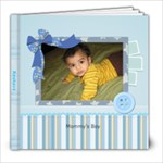 Keshav - photo book1 - 8x8 Photo Book (20 pages)