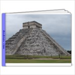 Chichen Itza - 7x5 Photo Book (20 pages)