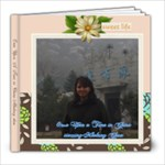 mhelan in china - 8x8 Photo Book (39 pages)