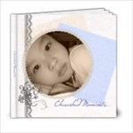 Cherished Moments 6 x 6 Photobook - 6x6 Photo Book (20 pages)