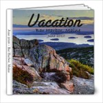 maine 2010 - 8x8 Photo Book (20 pages)