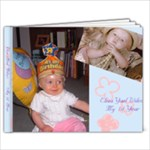 Eliza s 1st year - 7x5 Photo Book (20 pages)
