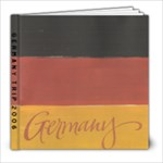 Germany Album - 8x8 Photo Book (100 pages)