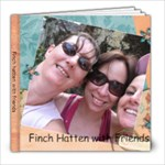 finch hatten - 8x8 Photo Book (20 pages)