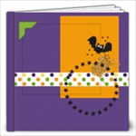 12x12 Halloween Album - 12x12 Photo Book (20 pages)