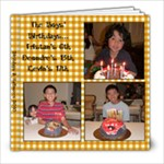 Birthday/Halloween 2010 - 8x8 Photo Book (20 pages)