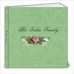 The Fields Family - 8x8 Photo Book (20 pages)