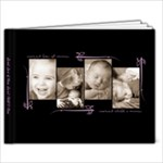 Sweet Sisters - 9x7 Photo Book (20 pages)