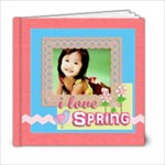 6x6 20 pgs spring - 6x6 Photo Book (20 pages)