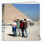 Egypt and Turkey - 12x12 Photo Book (40 pages)