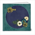6x6 May Flowers Album-template - 6x6 Photo Book (20 pages)