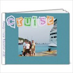 ROYAL CARIB CRUISE ALBUM 2010 - 7x5 Photo Book (20 pages)