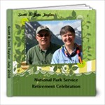Taylors Retirement Book 2Final Copy - 8x8 Photo Book (20 pages)