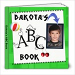 Children s ABC Book 2 - 8x8 Photo Book (30 pages)