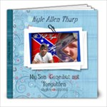 Kyle Tharp - 8x8 Photo Book (20 pages)