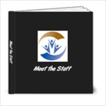 SKip Wren Book - 6x6 Photo Book (20 pages)