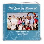 tour de broward - 8x8 Photo Book (20 pages)