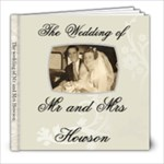Nan and Pop Wedding Photos by jacqui - 8x8 Photo Book (20 pages)