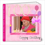 Lee Soon 100th birthday - 8x8 Photo Book (20 pages)