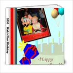 mak bday VERY best1 - 6x6 Photo Book (20 pages)
