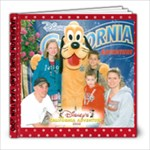 Disneyland 2010 - 8x8 Photo Book (39 pages)