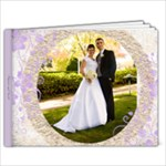 Wedding Shawna and David #3 - 9x7 Photo Book (20 pages)