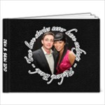 mr & mrs harrison - 7x5 Photo Book (20 pages)