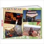 vegas - 9x7 Photo Book (20 pages)