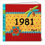 1981 - 8x8 Photo Book (20 pages)