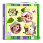Babies First Easter 8x8 20 pg - 8x8 Photo Book (20 pages)