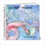 Last Night I Dreamed #2 - 6x6 Photo Book (20 pages)