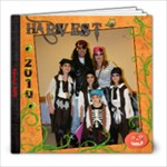 Harvest 2011 - 8x8 Photo Book (20 pages)