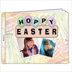 Hoppy Easter 9x7 20 Page Photo Book - 9x7 Photo Book (20 pages)