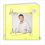Happy Mothers Day 6 x 6 20 page album - 6x6 Photo Book (20 pages)